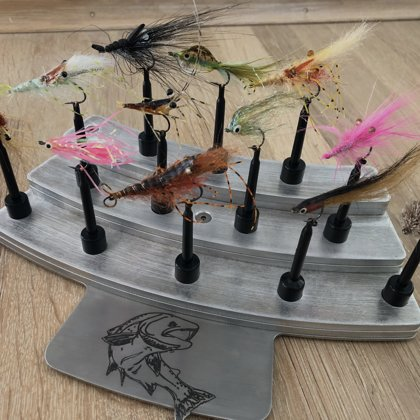 Fly Dryer. Present your flies in a professional way.